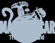 Madagascar treasure island logo